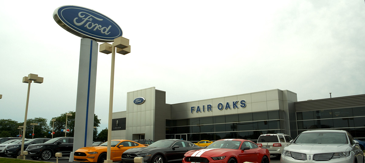 Why Choose Fair Oaks Ford?