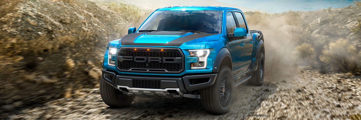 Blue 2020 ROUSH RAPTOR