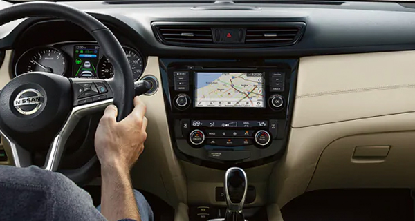Nissan Rogue Automatic Cruise Control