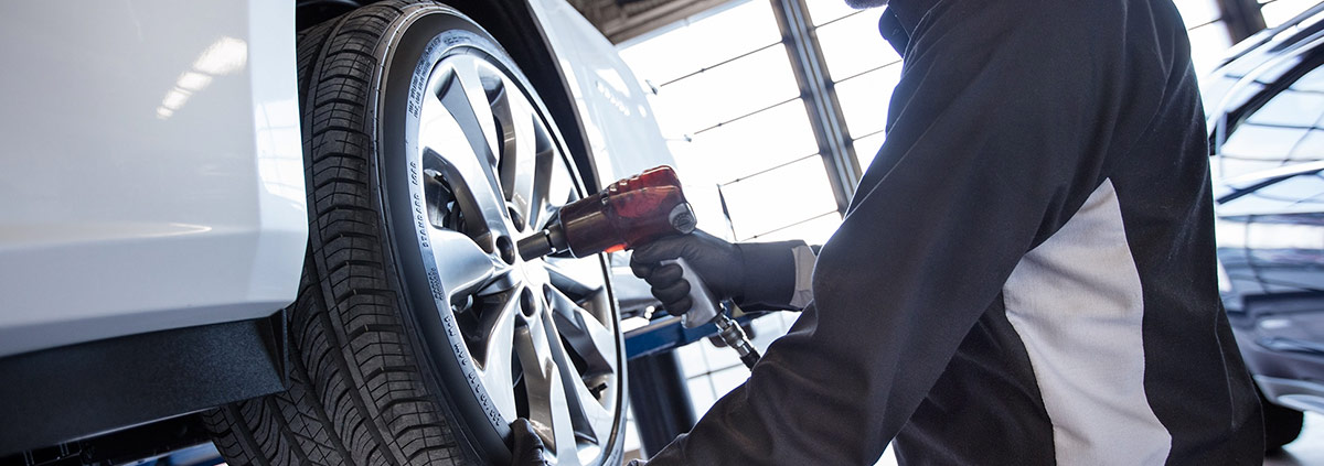 Chevrolet Tire Service | Chevy Tires for Sale near Bolingbrook, IL