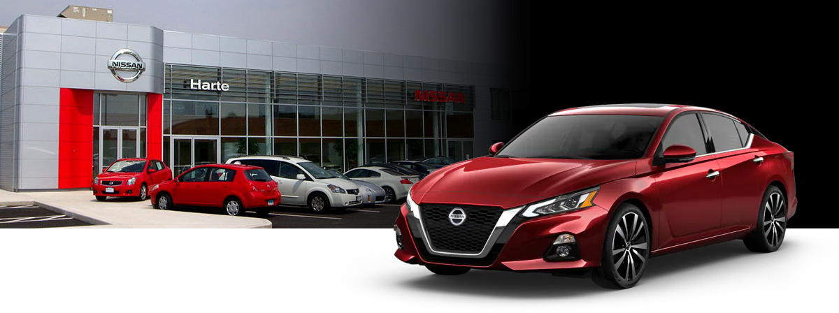 Harte Nissan - Your Family-Owned Nissan Dealership