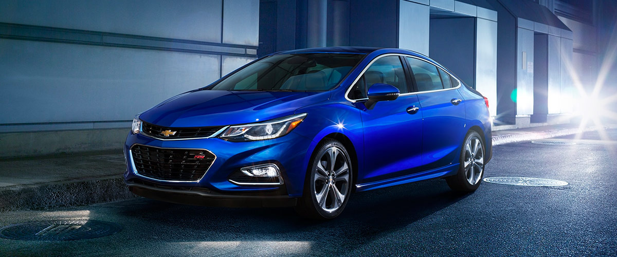 Buy a Used Chevrolet Cruze near Cheshire, CT